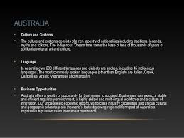 australian key facts and immigration