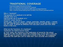 a yearbook planning your coverage complete personal coverage staffs are