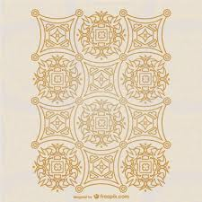 vector ornamental design free vector illustrations
