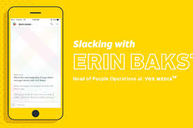 What Colors Make Yellow Slacking With Erin Bakst Head Of People Operations Vox Media