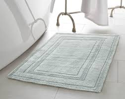 chelmscote cotton stonewash racetrack bath rug u0026 reviews birch lane