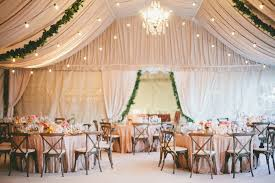 wedding tent 15 gorgeous ways to decorate your wedding tent brit co