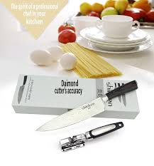 Amazon Kitchen Knives Amazon Com Professional Kitchen Chef U0027s Knife 8 Inch Stainless