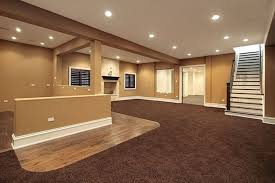 Basement Floor Finishing Ideas Basement Floor Finishing Ideas Finished Basement Flooring Ideas To