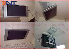 Motorized Ceiling Mount Tv by Flip Down Lcd Motorised Tv Lift Ceiling Mount For Plasma Tv From