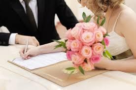 last minute wedding tasks brides