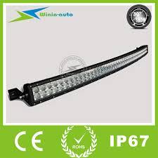 roof rack emergency light bar crees curved led work light bar 180w 30inch 10 30v dc auto