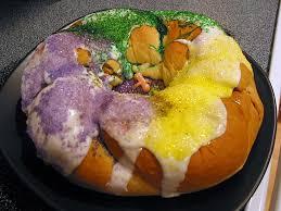 mardi gras king cake baby king cake