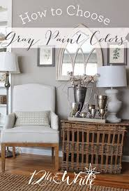124 best paint colors images on pinterest wall colors interior how to choose gray paint colors