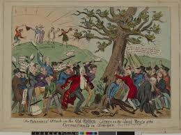 museum image gallery the reformers attack on the
