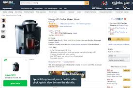 is amazon actually giving you the best price wikibuy