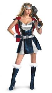 thor costume sassy thor costume for women