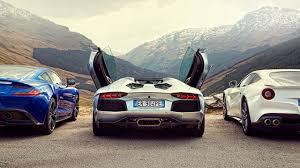 Lamborghini Aventador Huracan - lamborghini huracn lp 610 4 2014 ferrari 458 italia three