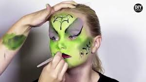 diy by panduro halloween make up witch youtube