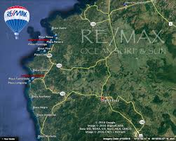 Marbella Spain Map by Information About Playa Marbella Costa Rica Marbella Beach