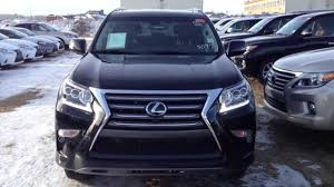 toyota lexus truck 2014 lexus gx 460 4wd ultra premium package review in black youtube