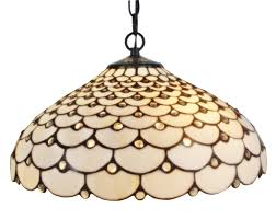 Overstock Com Tiffany Floor Lamps by Amora Lighting Am011hl18 Tiffany Style Jeweled Hanging Lamp 18