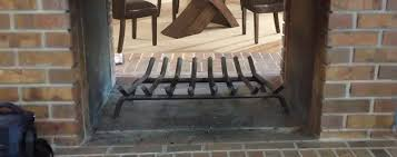 gas logs for see through fireplaces