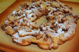 funnel cakes recipe make it easy recipes youtube