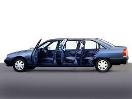 renault 25 limousine opel omega limousine une américaine dans les concessions