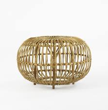 Basket Ottoman by Furniture Wicker Ottoman Ikea Rattan Patio Chairs With Ottomans