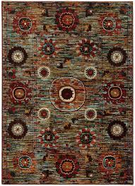 Persian Rugs Charlotte Nc by Sphinx Oriental Weavers Area Rugs Sedona Rugs 6408k Multi