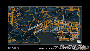 Radar Map Usa maps for gta san andreas