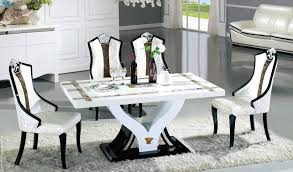 Dining Room Furniture Sydney 42 Marble Table Sets Acme Bologna 7 Pc Marble Top Square Counter