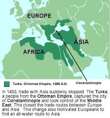 Ottoman Trade Trade Routes To The East