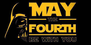 Star Wars Day Meme - may the fourth be with you a celebration of star wars day with
