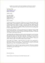 Cover Letter Pharmacy Intern exle cover letter for pharmacy internship juzdeco
