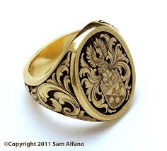 how to engrave a ring sam alfano engraver jewelry engraving