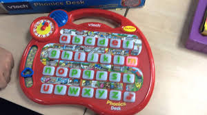 Leapfrog Phonics Desk Phonics Desk Youtube