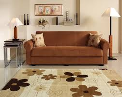 Pillows For Brown Sofa by Light Brown Sofa Looks Nice With Colorful Pillow Motif With