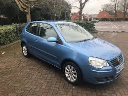 volkswagen light blue volkswagen polo 1 4 se automatic 3dr blue 2008 in pontcanna