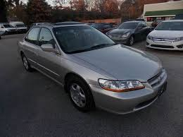 1999 honda accord motor for sale 1999 honda accord ex v6 4dr sedan in newport va deer park