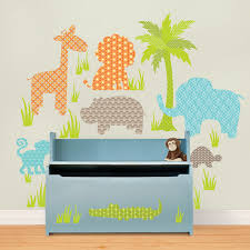 wallpops wall art kit jungle friends decal reviews wayfair wall art kit jungle friends decal
