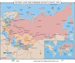 former soviet union map universal map history wall maps russia the former soviet