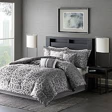 Bedding Bed Bath And Beyond Madison Park 7 Piece Carlow Comforter Set Bed Bath U0026 Beyond