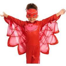 disney junior pj masks owlette girls costumes costume house