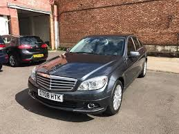 mercedes benz c class 1 8 c180 kompressor elegance 4 door saloon