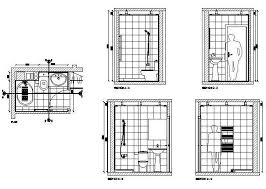 Cad Bathroom Design Free Cad Drawing Of A Bathroom Design - Cad bathroom design