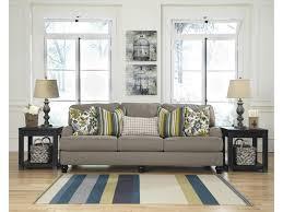 Ashley Furniture Sofa Ashley Furniture Hariston Shitake Sofa With English Arms