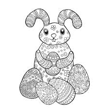 bunny rabbit coloring page 100 images farm animal coloring