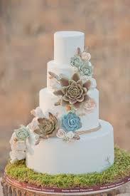 of succulent wedding cakes 2