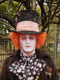 Halloween Mad Hatter Makeup by Mad Hatter Makeup Artist Mugeek Vidalondon