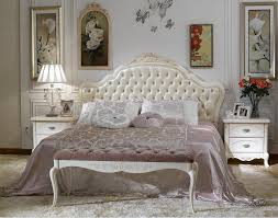 Romantic Bedroom Sets by Enjoy The Romantic Bedrooms With French Bedroom Furniture Home