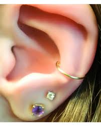 conch piercing cuff amazing deal on conch ring conch cuff faux conch ring conch