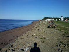 Cap Pele Cottages by Silver Sands Rv Park At Cap Pele New Brunswick Canada Passport