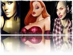 jessica rabbit real life kristina rei biggest lips after 100 silicon injections and counting